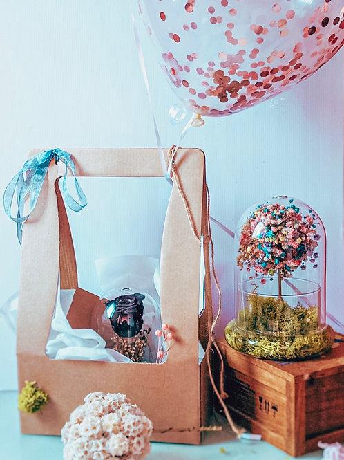 Celebratory call Pack - Helium Balloon Inclusive