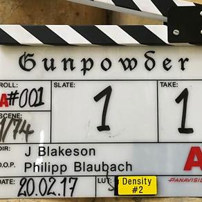 CAST ANNOUNCED FOR GUNPOWDER