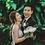 Thumbnail: White roses, gypsophilia and eucalyptus Nicoli hand bouquet