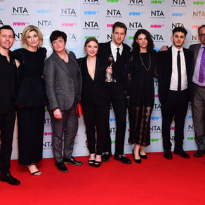 BROADCHURCH WINS BEST CRIME DRAMA AT THE NATIONAL TELEVISION AWARDS