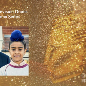 THE BOY WITH THE TOPKNOT WINS RTS MIDLANDS AWARD