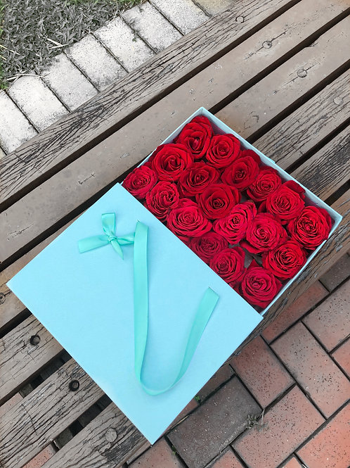 Kenya Reds in Tiffany Blue Box