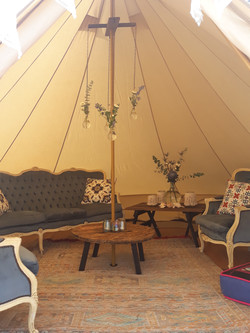 The Lounge Tent