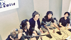 BTTB in 渋谷のラジオ