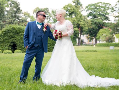 Am Samstag den 26. Mai 2018 durfte ich wieder eine Hochzeit begleiten.....