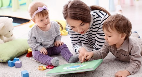 Literacy in the Early Years: What Children Need to Learn and How You Can Help Them Learn It