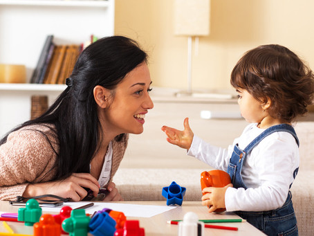 Verbs Pave the Way for Language Development