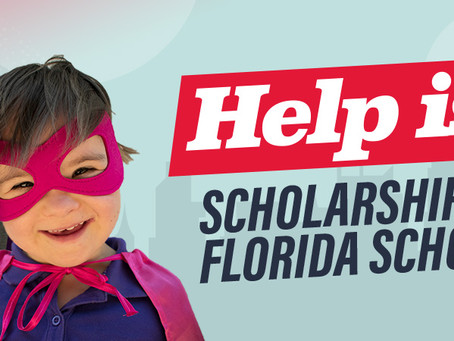 Scholarships For Children With Special Needs!