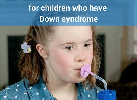 Oral Sensitivities and Low Tone in Children with Down Syndrome