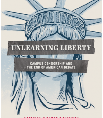 New Edition of Unlearning Liberty
