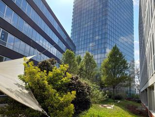 Espaces disponibles : Mairie de Montreuil // 10 mois à partir de mai 2021