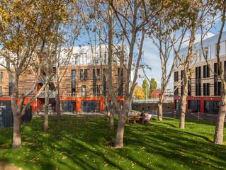 APPEL A CANDIDATURES // Bastion de Bercy - Paris 12e - 5 ans - 20€/m² mensuels