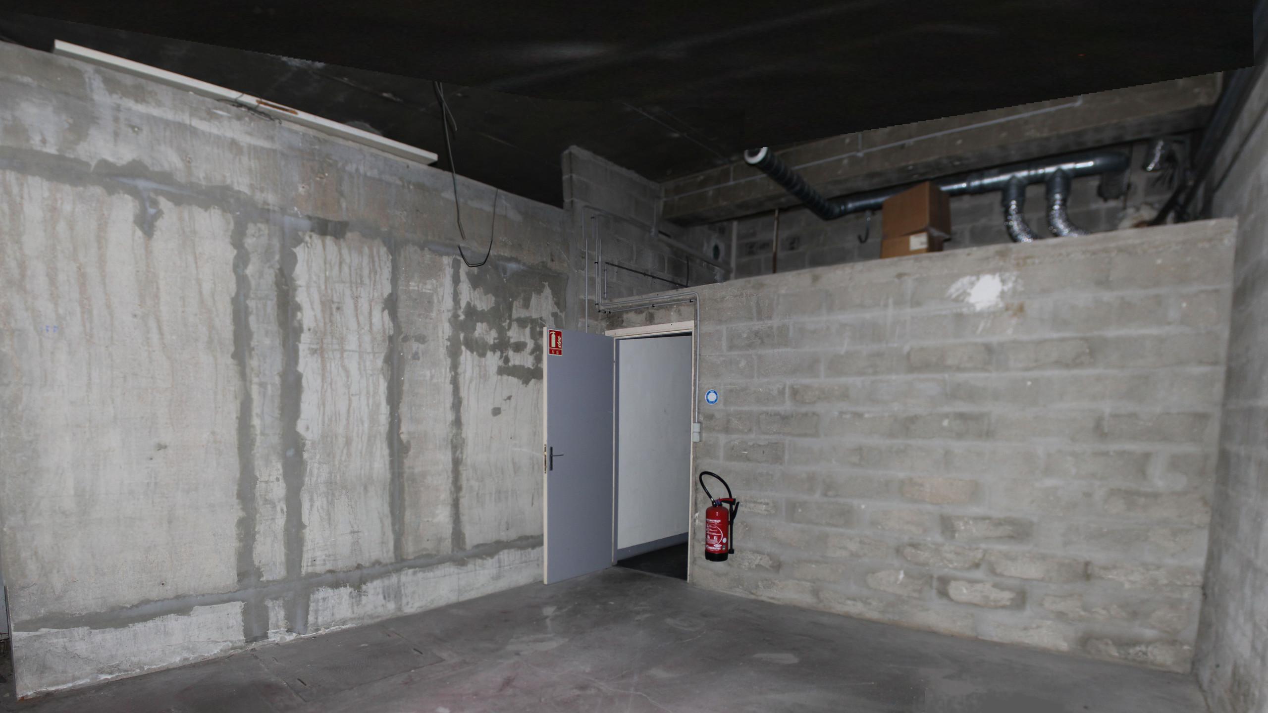 Atelier Sous-sol (Lot A)