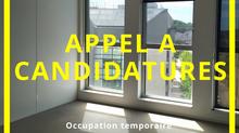 APPEL À CANDIDATURES // Mairie Montreuil // 13 mois à partir de février 2021