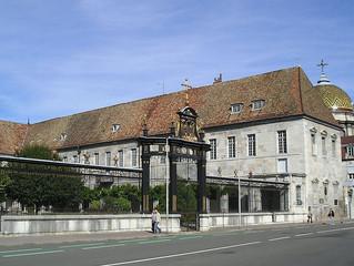 Réponse partenariale pour l'hôpital Saint-Jacques à Besançon