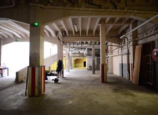 EPHEMERE // Des espaces de travail aux Petites Serres