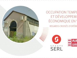 """(Re)voir le webinaire """"occupation temporaire et développement économique en ville"""""""