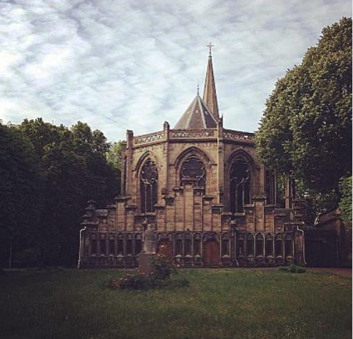 La Chapelle Sainte-Jeanne d'Arc, première église en béton du pays !