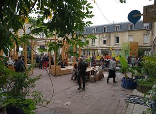 APPEL À CANDIDATURES // PARIS 14e -   Boutiques-ateliers des Grands Voisins - Durée : 6 mois à parti