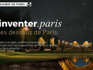 Plateau Urbain finaliste sur deux projets de Réinventer Paris 2
