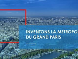 INVENTONS LA MÉTROPOLE DU GRAND PARIS // 5 sites préfigurés par Plateau Urbain