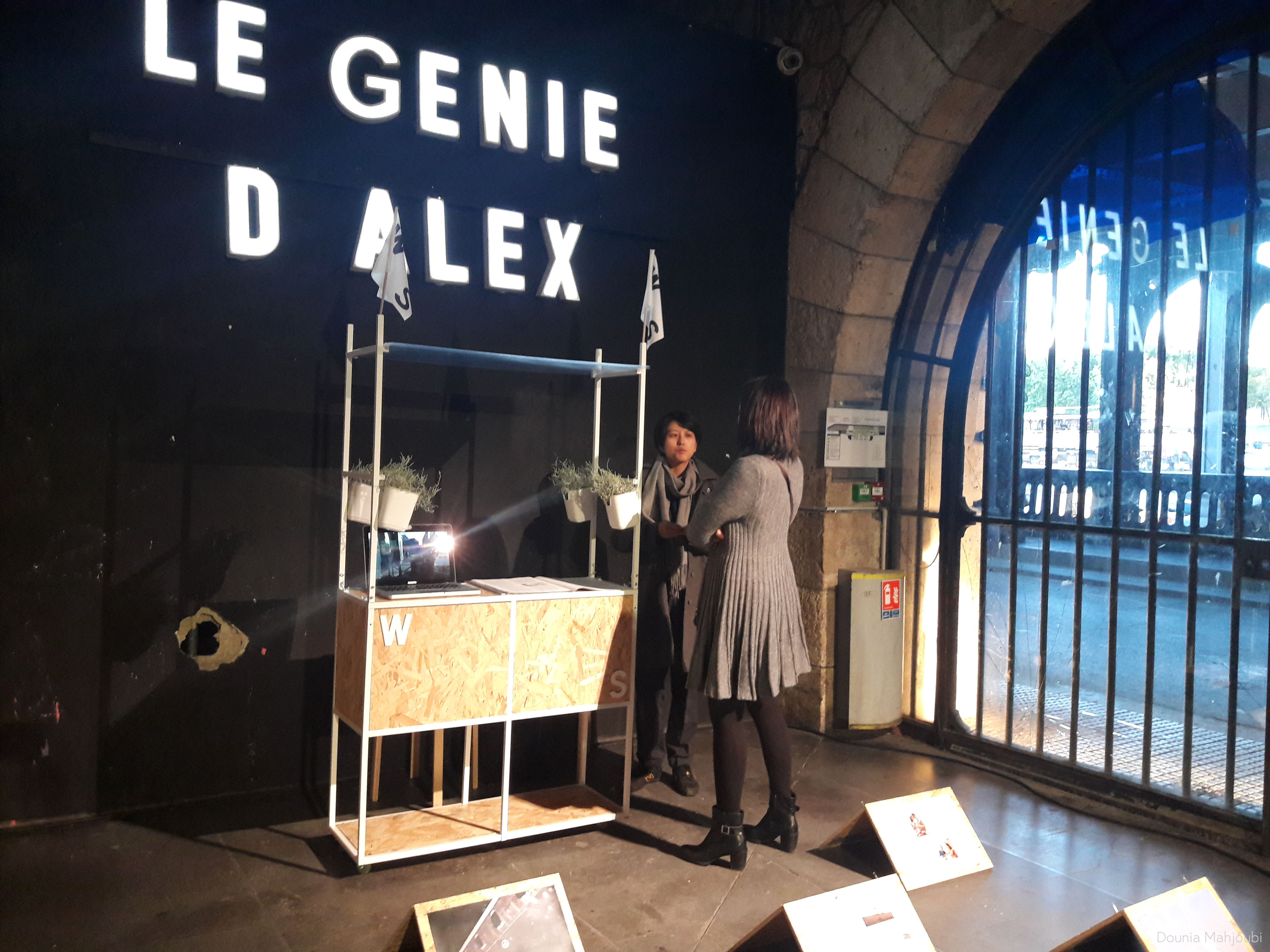Le Génie d'Alex - Dounia Mahjoubi