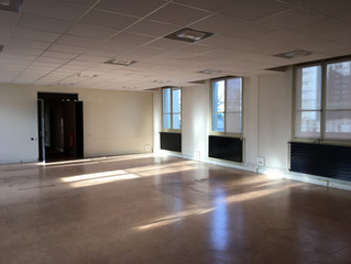 Espaces disponibles : Porte de Vanves/Fontenay-sous-Bois