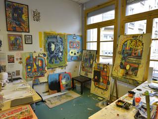 Bureaux-ateliers disponibles à L'OpenBach (Paris 13e)