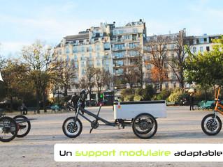 APPEL A PROJETS // Les Grands Voisins - logistique urbaine