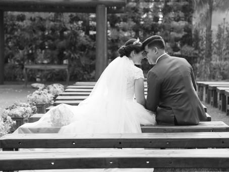Prévia do Casamento Ellen e Patrick
