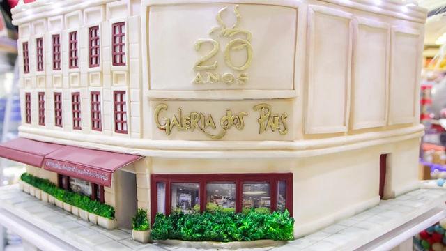 A Bosco Produções estava lá! 20 anos da Galeria de Pães! @boscoproducoes