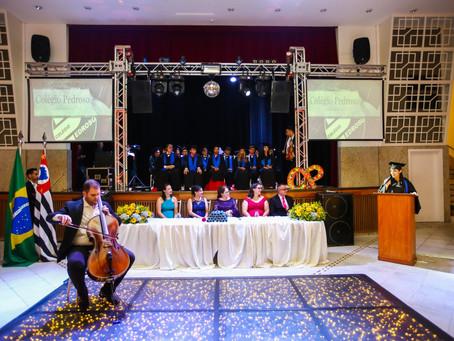 Festa e Formatura Colégio Pedroso cobertura @boscoproducoes
