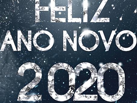 Feliz 2020!!! São os Votos da Bosco Produções