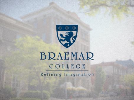 比利玛学院 Braemar College