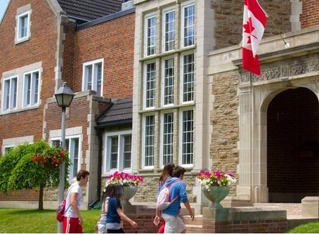 高中生留学加拿大解析