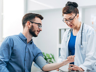 Check-up masculino – prevenção de doenças e qualidade de vida