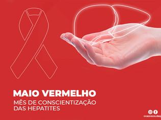 Maio Vermelho – o que são as hepatites