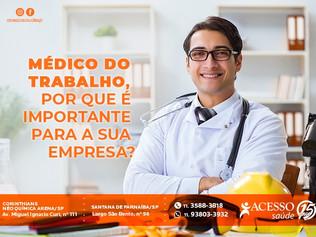 Medicina do Trabalho – por que as empresas precisam