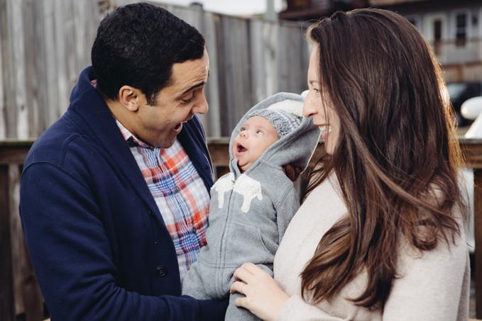 Amir and Parents