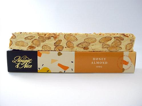 Honey Almond | 100g Bar |