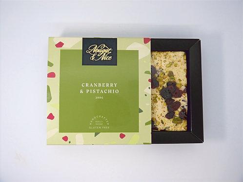 Cranberry & Pistachio | 200g Box |