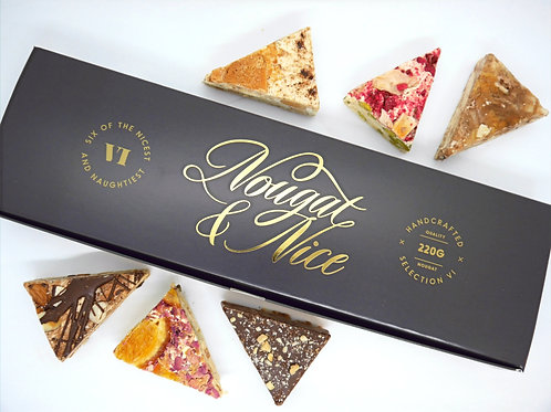 Luxury Gift Box | 6 Flavours |