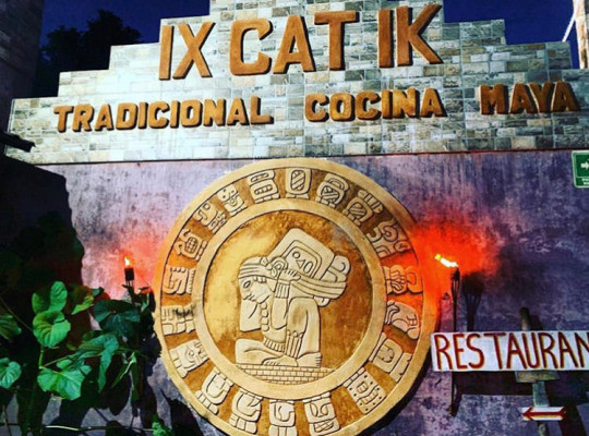Have you been to IX CAT IK Restaurant?