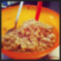 best use for leftover qunioa breakfast porridge recipe
