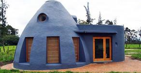 Bioconstrucción en Valladolid Yucatán: Superadobe
