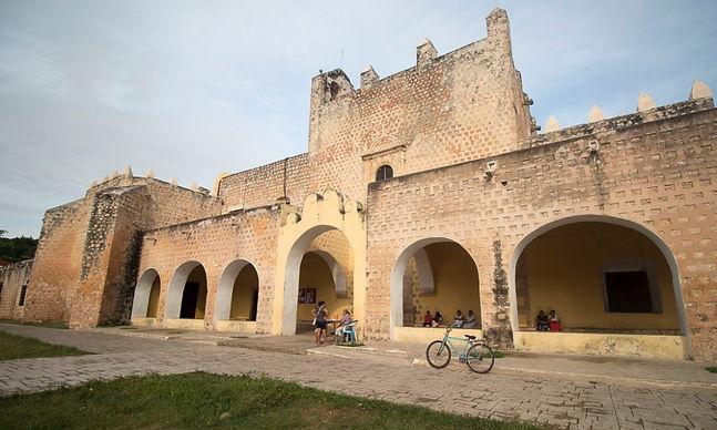 Valladolid Yucatan ex Covento de San Bernardino de Siena