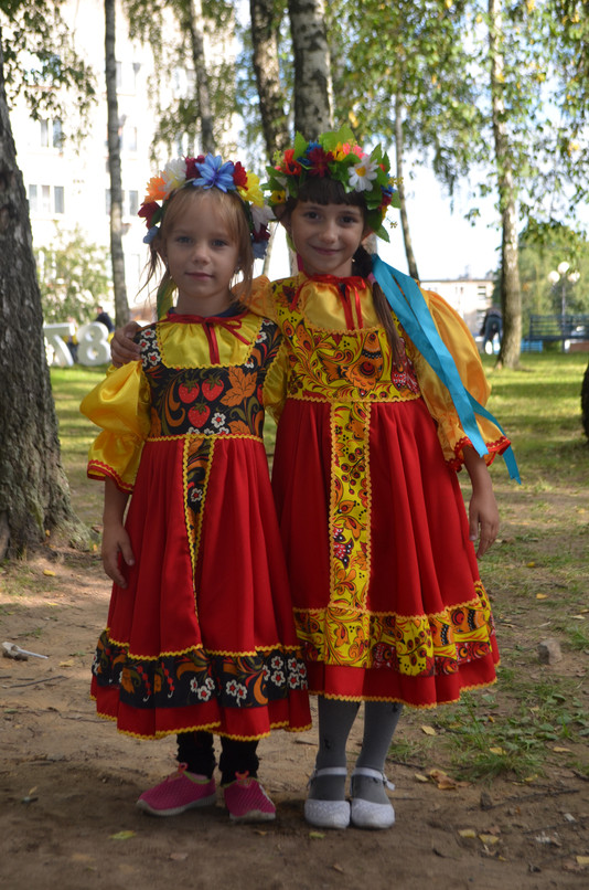 День города,Москва 870