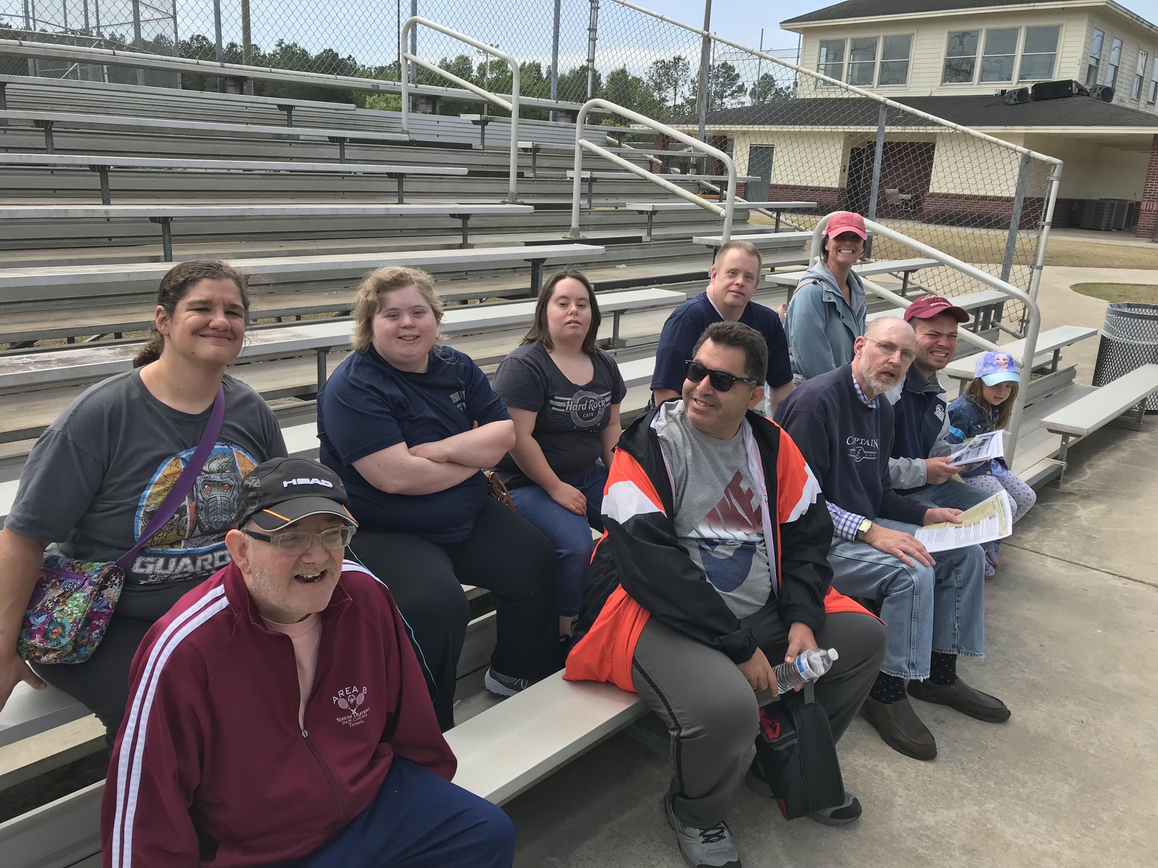 USCB Baseball Game