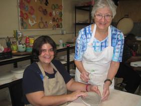 PEP Artist and Volunteer