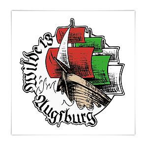 Wilde 13 FCA Fussballclub Augsburg Logo Fanclub